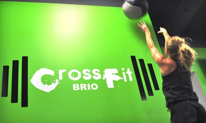 CrossFit Brio - Sutherland: $49 for Three Intro Classes Plus Nutrition Seminar at CrossFit Brio and Choice of One Month of Unlimited Classes or 10-Class Punch Card (Up to $301.40 Value)