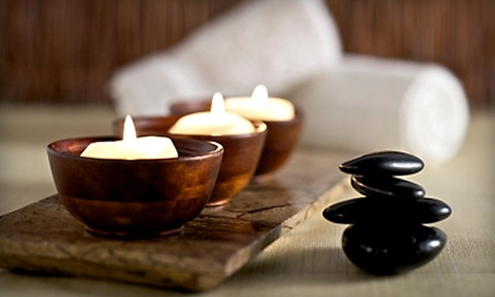 Transformative Healing Touch - Centerville: $30 for a One-Hour Thai Yoga Massage with Hot Stone Therapy at Transformative Healing Touch in Centerville ($65 Value)