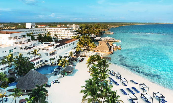 All inclusive be live experience hamaca vacation with for Round the world trips all inclusive