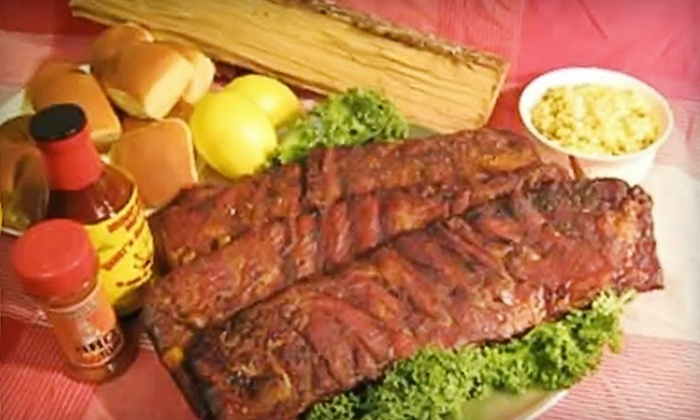 Henry's Memphis BBQ - Colonial Avenue Area: $5 for $10 Worth of Barbecue Fare at Henry's Memphis BBQ
