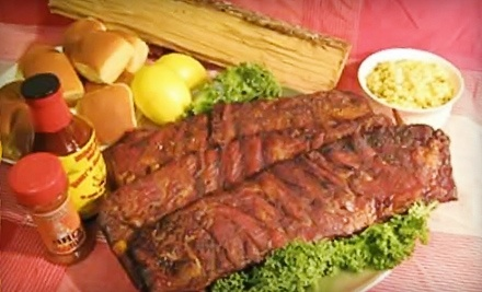 $10 Groupon to Henry's Memphis BBQ - Henry's Memphis BBQ in Roanoke
