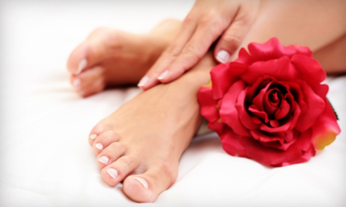 Cool Springs Nails - Brentwood: $39 for a Mani-Pedi Package at Cool Springs Nails in Brentwood (Up to $85 Value)