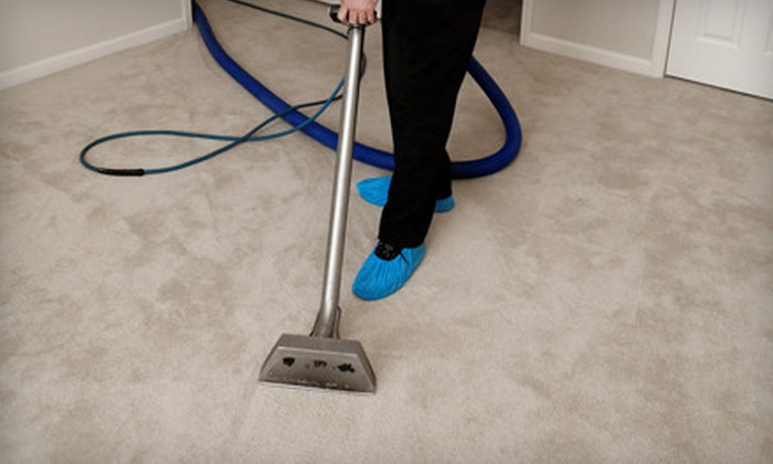 Quick-Kleen Home Services - Pittsburgh: Steam Cleaning for Sofa or Carpeting in Two or Five Rooms from Quick-Kleen Home Services (Up to 67% Off)