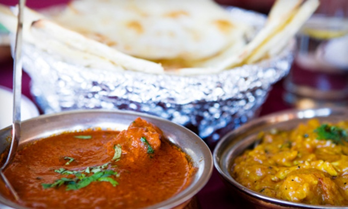 Bombay Palace Scarborough - Scarborough: Indian Dinner or Lunch Buffet for Two at Bombay Palace Scarborough