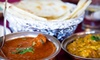 Up to 54% Off Indian Buffet for Two at Bombay Palace Scarborough