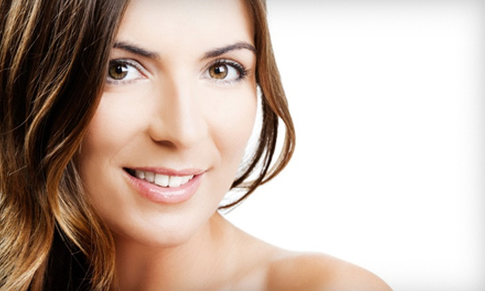 The Whole You Spa - Riverdale: $49 for Choice of Microdermabrasion, Microcurrent Facelift, or Chemical Peel at The Whole You Spa in Riverdale (Up to 65% Off)