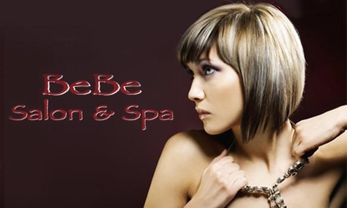 BeBe Salon & Spa - South Tacoma: $49 for $100 Worth of Hair Services at BeBe Salon & Spa