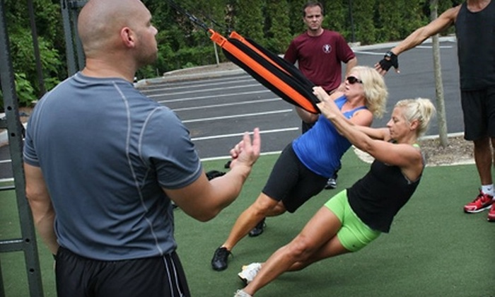 Energy Interactive Fitness Center - St. James: 10 or 20 Boot-Camp Classes at Energy Interactive Fitness Center in St. James (Up to 82% Off)