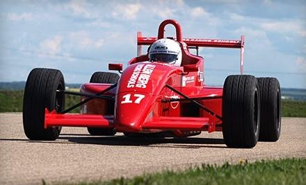 Allen Berg Racing Schools: 3-Hour Experience Including 20 Minutes Driving a Formula Race Car - Allen Berg Racing Schools in Willows