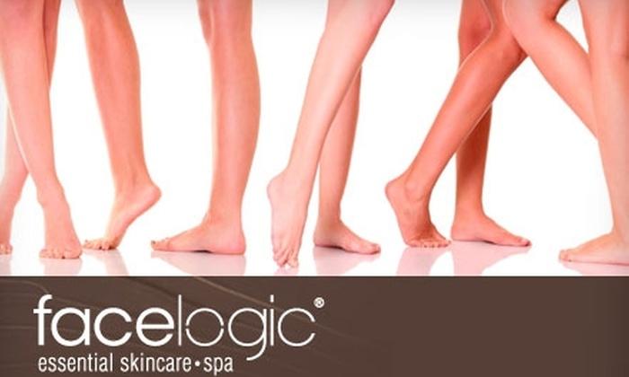 Facelogic Spa - Encinitas: $26 Brazilian Wax at Facelogic Spa ($59 Value)