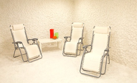 Salt-Therapy Package (a $60 value)  - The Salt Room in Orlando