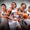 New Jersey Nets - East Rutherford: $39 for One Ticket to Your Choice of New Jersey Nets Games