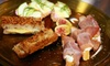 Linger Café & Lounge - Brooklyn: Tapas Dinner and Wine for Two or Four at Linger Café & Lounge in Brooklyn (Up to 61% Off)