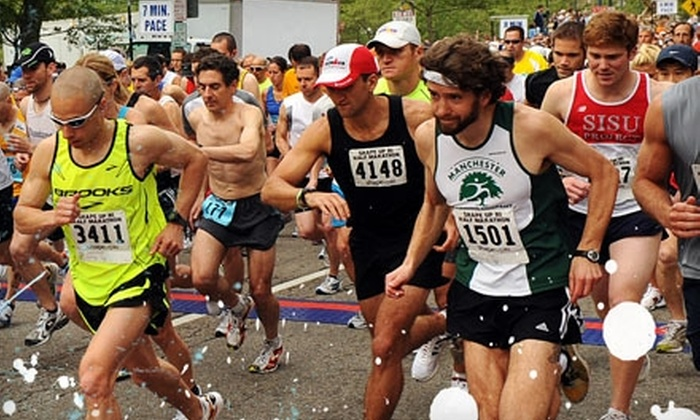 Cox Providence Rhode Races - Multiple Locations: Registration for the 2011 Cox Sports Marathon, Half Marathon, or 5K