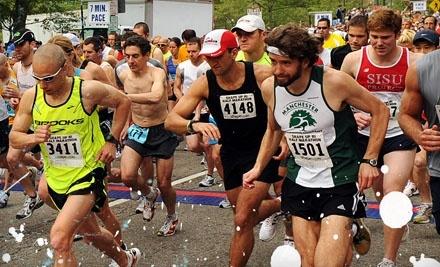 Cox Providence Rhode Races: Full Marathon on Sun., May 1 - Cox Providence Rhode Races in Providence