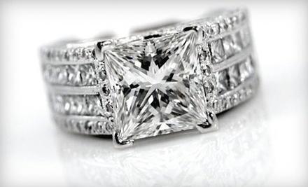 $100 Groupon - Powell Jewelry in Wichita