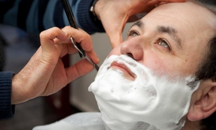 Barber Dan's - Center: $7 for a Men's Haircut ($15 Value) or $7 for a Senior or Child Haircut ($14 Value) at Barber Dan's