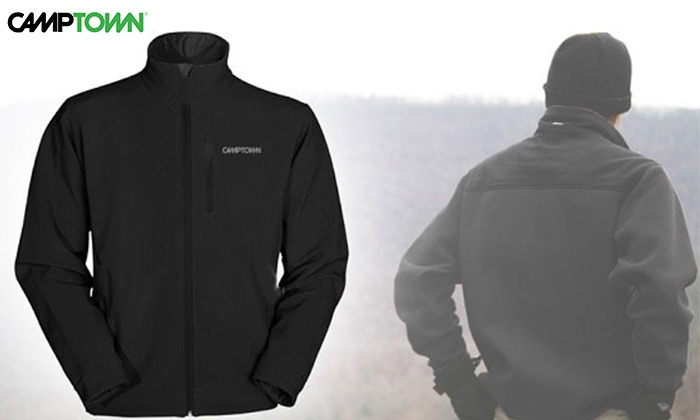 pro smart - Merchandising (IL): ג'קט יוניסקס בעל שכבה חיצונית מנדפת זיעה ומקנה הגנה מפני הקור ושכבת פליז פנימית מחממת. כולל מתנה!