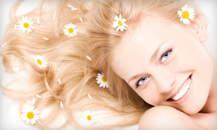 Julia's Artistic Threading & Day Spa - Hickory Square: Spa Day or Spa Makeover at Julia's Artistic Threading & Day Spa (Up to 55% Off)
