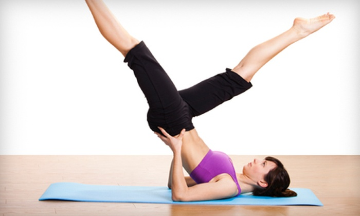 La Playa Pilates - Waterfront: $25 for Four Mat Classes at La Playa Pilates ($80 Value)