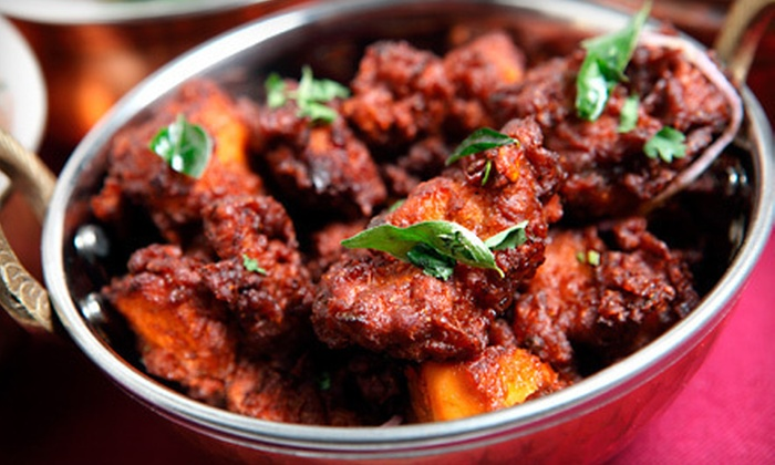 Angeethi DC - Herndon: $15 Worth of Indian Fare in Herndon