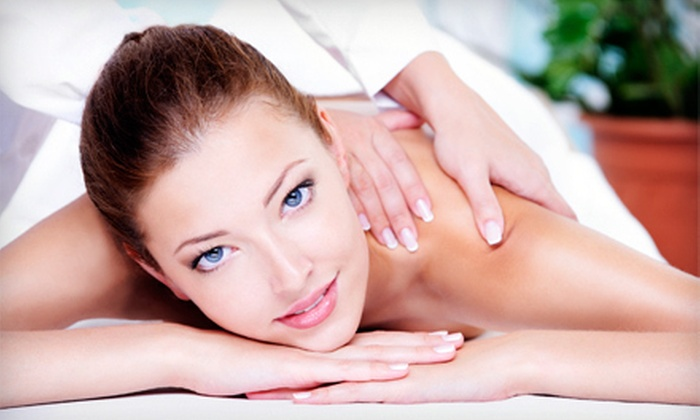 La Paz Salon - Multiple Locations: 60- or 90-Minute Massage at La Paz Salon (Up to 59% Off)