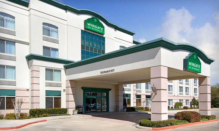 Wingate by Wyndham Arlington - North Arlington: One- or Two-Night Stay at Wingate by Wyndham Arlington near Cowboys Stadium