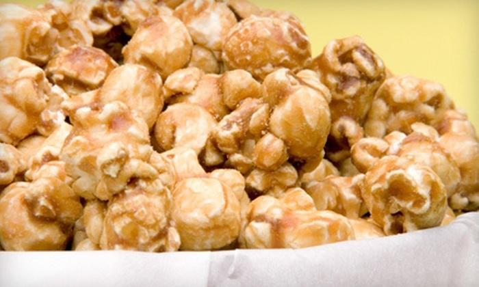 Knights Gourmet Popcorn - Jackson Park: $5 for $10 Worth of Popcorn Treats at Knights Gourmet Popcorn