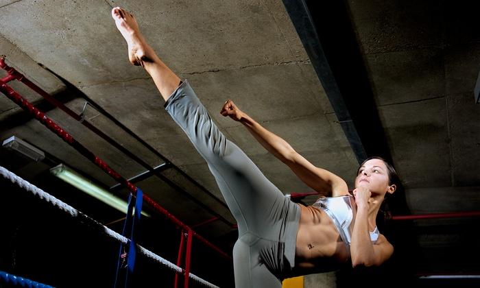 Carlsbad Ninja Club - Carlsbad: $25 for $55 Worth of Ninja Yoga Classes, Crosstraining or MMA-Style Classes at Carlsbad Ninja Club