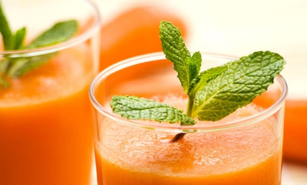 Juice Cleanses from Raw Generation (Up to 48% Off). Four Options Available.