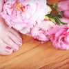 56% Off Herbal Pedicure with Paraffin