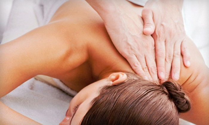 VA Massage - Bland: 70-Minute Massage with Option for 60-Minute European Facial at VA Massage (Up to 64% Off)