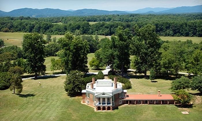 Thomas Jefferson's Poplar Forest - Jefferson: $20 for a Scholar's Society Family Membership to Thomas Jefferson's Poplar Forest in Forest ($40 Value)