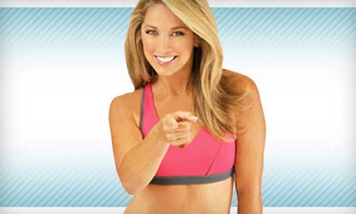 Denise Austin: $18 for Three Denise Austin Fitness DVDs ($45.03 Value)