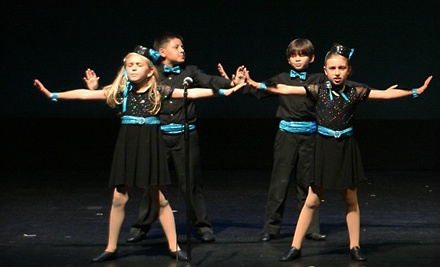 KU Studios: Choice of Performance or Dance Classes for Preschoolers (3- to 5-Year-Olds) - KU Studios in Tucson