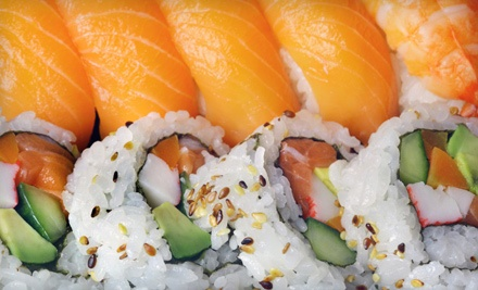 $30 Groupon to Mitsuba Hibachi Steakhouse & Asian Bistro - Mitsuba Hibachi Steakhouse & Asian Bistro in New Hartford