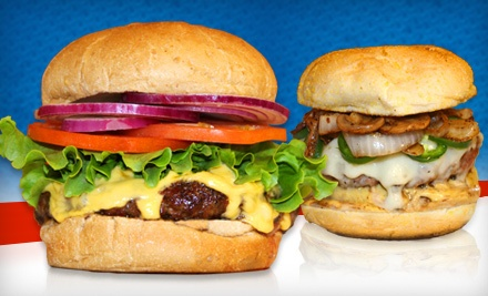 $20 Groupon to Stop Burgers - Stop Burgers in Weston