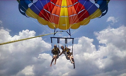 Sky High Parasailing - Sky High Parasailing in Pompano Beach