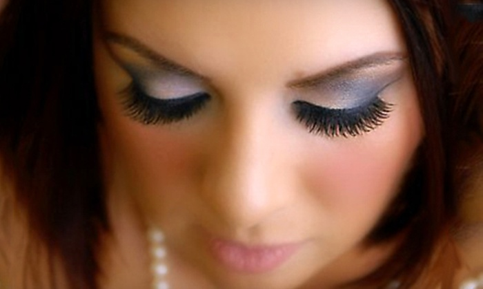 Beauty Proposal at Aqua Bliss - Modesto: $39 for a One-Hour Session with a Makeup Artist at Beauty Proposal at Aqua Bliss ($90 Value)