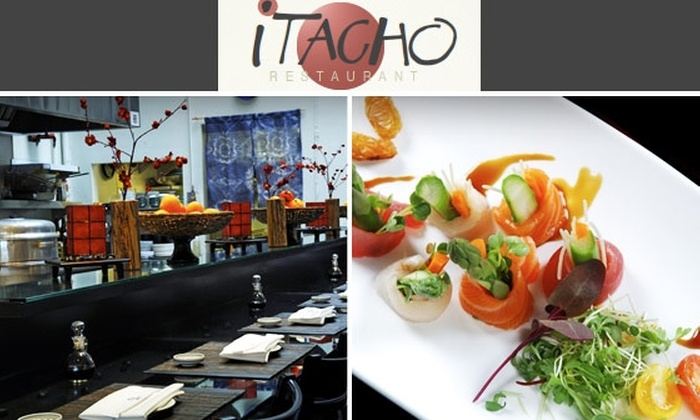 Itacho Restaurant - Mid-Wilshire: $15 for $35 Groupon at Itacho Restaurant
