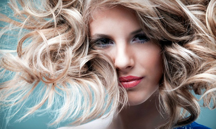 The Ultimate Salon & Spa - Utica: Hairstyling Package or Facial at The Ultimate Salon & Spa in Shelby Township (Up to 52% Off). Three Options Available.