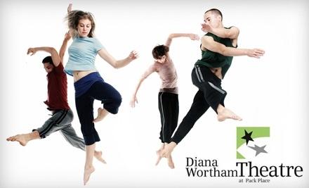 Diana Wortham Theatre: