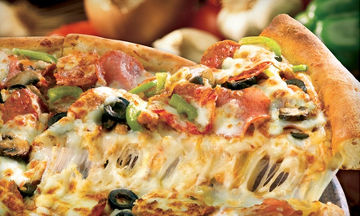 Papa John's - Bach: $10 for $20 Worth of Pizza, Snacks, and Drinks from Papa John's