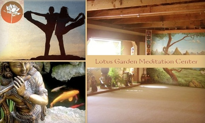 Lotus Garden Meditation Center - Sacramento: $40 for a 10-Class Pass for Yoga and Tai Chi at Lotus Garden Meditation Center ($89 Value)