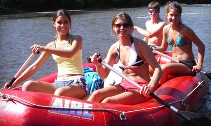 High Country Outfitters - Sandy Springs: Chattahoochee River Trip from High Country Outfitters. Three Options Available.