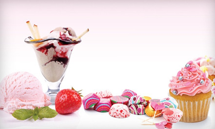 Larry's Homemade Ice Cream - Multiple Locations: 10 Coffees or Small Ice Creams, or One Dozen Baked Goods at Larry's Homemade Ice Cream in Arlington (Up to 75% Off)