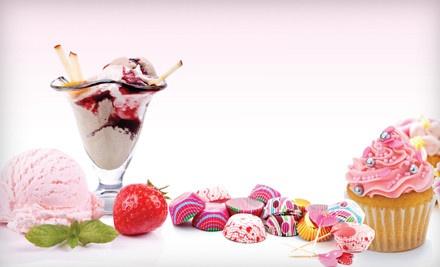 Ten 16oz. Coffees or Small Ice Creams (a $59.60 value) - Larry's Homemade Ice Cream in Arlington