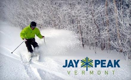 Jay Peak Resort - Jay Peak Resort in Jay