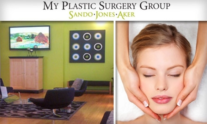 My Plastic Surgery Group - Carmel: $35 for a 60-Minute Detox and Deep-Pore Facial ($80 Value)