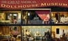 Great American Dollhouse Museum - Danville: $5 for Two Tickets to the Great American Dollhouse Museum (Up to $14 Value)